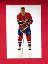 1991 1992  TODD EWEN  HOCKEY  1 PHOTO POSTCARD TEAM SET  MONTREAL CANADIENS