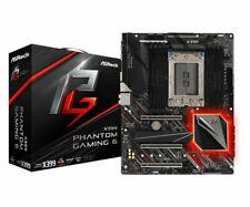 ASRock X399 Phantom Gaming 6 ATX TR4 Mainboard für AMD Threadripper CPU DDR4