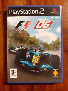 F1 06  Playstation 2 PS2 Formula One
