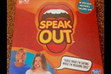 HASBRO SPEAK OUT GAME THE RIDICULOUS MOUTHPIECE CHALLENGE GAME AUTHENTIC USA