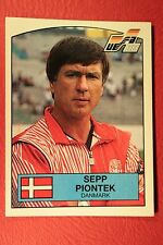 Panini EURO 88 N. 105 DENMARK PIONTEK  WITH BACK MINT CONDITION!!!