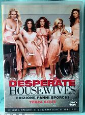 DESPERATE HOUSEWIVES - STAGIONE 3 - DISCO 6 - DVD N.01894 SLIMCASE
