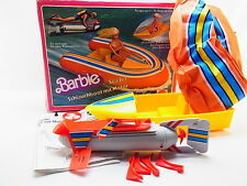 LOT 33327   Mattel Barbie 3632 Sea Jet Schlauchboot Vintage 1978 mit Box selten