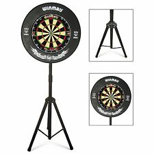 Top Quality Darts Caddy, Portable Dartboard Stand for the Serious Darts Players