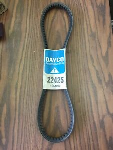 Dayco 22425 Accessory Drive Belt Fits Vintage Chevrolet, Ford Model A , Toyota