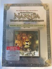 New Chronicles of Narnia: Lion, Witch, & Wardrobe (2006) 4 Disc Extended Edition