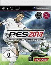 Playstation 3 pes 2013-pro evolution soccer parfait état