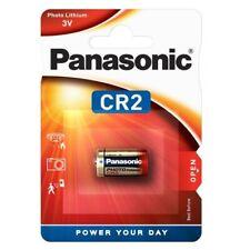 1x Pila Panasonic CR2 3V LITIO CAMARA FOTO CR-2-1BP BATTERY