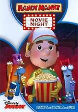 Disney Junior: Handy Manny: Movie Night DVD, BRAND NEW