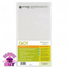 "Accuquilt GO! Fabric Cutter Cutting Mat 6"" x 12"" Quilting Tool 55112"