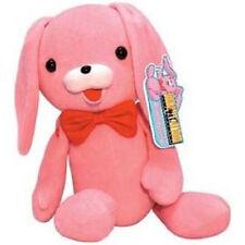 """*NEW* Gravitation Kumagoro Pink Bunny Rabbit 14"""" Plush"""