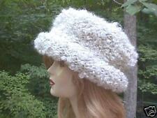 ANNA Karenina Curly Lamb Hat Knitting Pattern