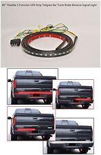 For Toyota Tundra 2007-17 60'' LED Tailgate Strip Bar Truck Brake Reverse Light