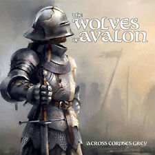 "The Wolves of Avalon ""'Across Corpses Grey"" (NEU / NEW) Pagan-Metal"