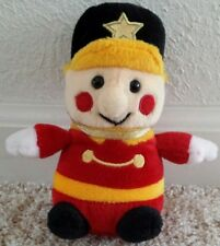 "Plush Toy Soldier Boy Christmas Chosun International 6"""