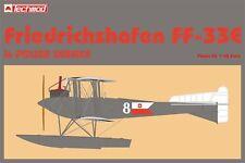 Techmod 1/48 Friedrichshafen FF-33E en servicio polaco # 41102