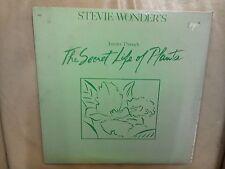 Stevie Wonder The Secret Life of Plants EX 2 x Vinyl LP Record TMSP 6009