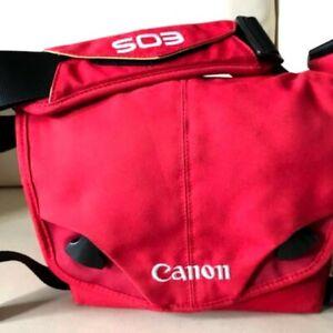 Crumpler X Canon 5 Million Dollar Home Camera Bag - Crimson RED LIMITED Edition