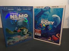 New listing Finding Nemo & Finding Dory Blu-Ray Brand Sealed