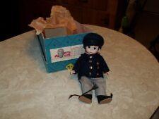 LITTLE MEN LAURIE MADAME ALEXANDER DOLL IN ORIGINAL BOX #416 VINTAGE