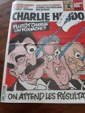 CHARLIE HEBDO 16/09/2020 -No 1469 - Plutôt CHARLIE ou kouachi ?  -  Comme  NEUF