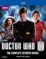 DOCTOR WHO: THE COMPLETE SERIES SEVEN NEW BLU-RAY