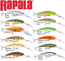 Rapala Deep Tail Dancer TDD11 11cm 22g - Wobbler zum Schleppen, Hechtköder