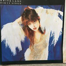 Anita Lane - Dirty Sings CD maxi single USA