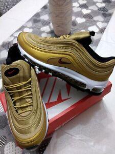 Nike Air Max  97  gold  numero 42 pagamento anche alla consegna