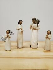Willow Tree Figurines - Lot of 4