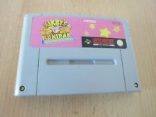 KIRBY'S FUN PAK, 8 GAMES IN ONE! FOR SNES,, CART ONLY