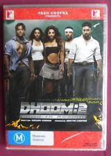 DHOOM 2, HINDI/BOLLYWOOD MOVIE,DVD,BRAND NEW FACTORY SEALED,ENGLISH SUBTITLES,