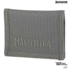 Maxpedition AGR Advanced Gear Research LPW Low Profile Wallet Gray LPWGRY