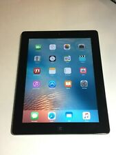 Apple iPad 2 16GB, Wi-Fi + Cellular (AT&T), 9.7in - Black - TESTED AND WORKING