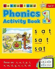 Phonics Activity Book 1 by Lisa Holt, Lyn Wendon (Paperback, 2015)