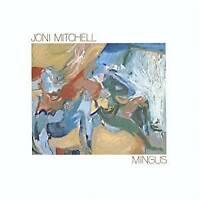 Joni Mitchell - Mingus (NEW CD)