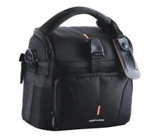 Vanguard Up-Rise II 22 Shoulder Bag for Camera and Accessories (Black)