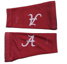 Short Sleeve Alabama Crimson Tide Compression Fleevz-Adult