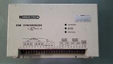 Woodward DSM Synchronizer 8239-002 H