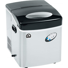 Igloo ICE115-SS-SM Extra Large Ice Maker Stainless Steel