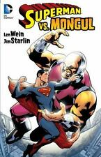 Superman vs. Mongul by Alan Moore and Paul Levitz (2013, Paperback)