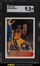 1996 Topps Basketball Kobe Bryant ROOKIE RC #138 SGC 9.5 MINT+