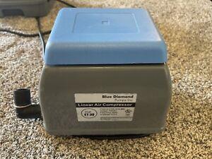 Blue Diamond Linear Air Pump Compressor ET 30 Used