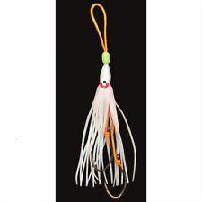 Jenzi Dega Beifänger - UV Octopus Rig mit 2 Haken - transparent perl (7680-212)