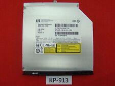 HP EliteBook 2530p unità HP gsa-u20n + Mascherina #kp-913