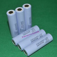6PC Samsung 22P  ICR 18650 2200mAh 3.7v 10A high drain Li-ion battery