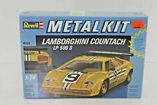 1988 Revell Metal Kit 1:24 Lamborghini Countach LP 500 S 1/24 as Burago kit