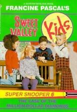 The Case of the Million Dollar Diamonds (Sweet Valley Kids Super Snoopers)