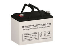 Universal Power D5870 GEL Replacement Battery By SigmasTek