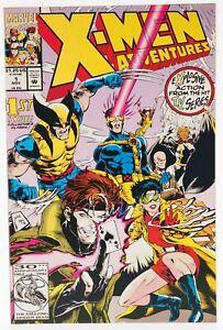 👀 1992 X-MEN ADVENTURES #1 Marvel Comics NM  👀🎉💎